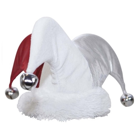 Picture of XMAS HOLIDAY CANINE Jester Hat - Medium