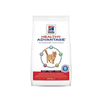 Picture of FELINE HILLS HEALTHY ADVANTAGE ADULT ORAL + - 3lb