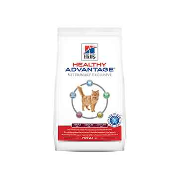 Picture of FELINE HILLS HEALTHY ADVANTAGE ADULT ORAL + - 6lb