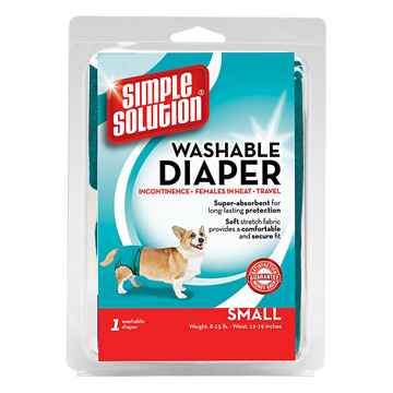 Picture of DIAPER GARMENT Washable Small- Waist 12-19in SIMPLE SOLUTION