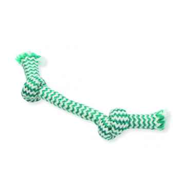 Picture of CHEW ROPE Flossy Chews Extra Fresh 2 knot Tugs - 9in