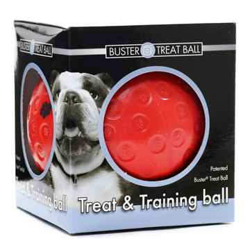 Picture of BUSTER TREAT BALL Red (S/L)