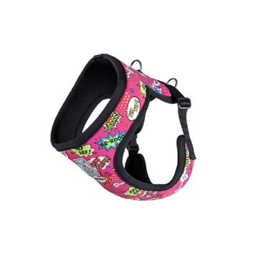 Picture of Comic Sounds Pink HARNESS RC Cirque (XXS-L)