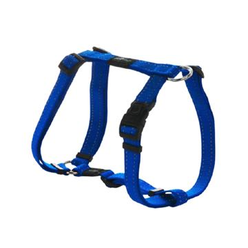 "Picture of HARNESS ROGZ UTILITY ""H"" HARNESS FANBELT Blue - Large(tu)"