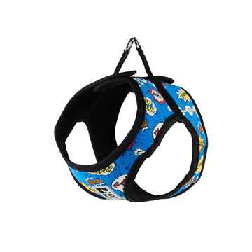 Picture of HARNESS STEP-IN RC Cirque Comic Sounds Blue - X Small
