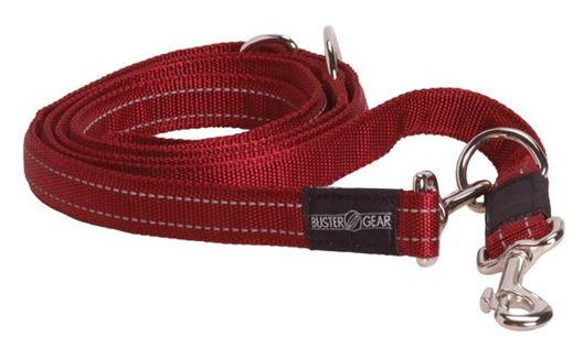 Picture of LEAD BUSTER MULTIPURPOSE Nylon Reflective Red - 1cm x 6.5ft