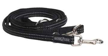 Picture of LEAD BUSTER MULTIPURPOSE Nylon Reflective Black - 1cm x 6.5ft(tu)