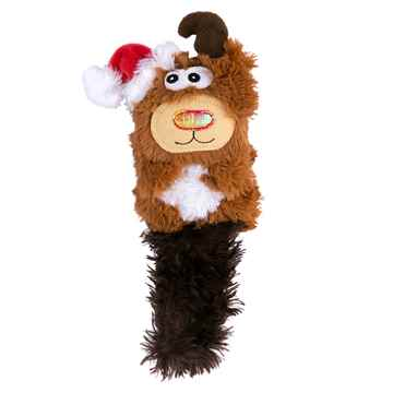 Picture of XMAS HOLIDAY KONG CAT Holiday Kickeroo Reindeer (nr)