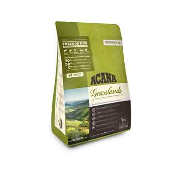 Picture of CANINE ACANA Grasslands Grain Free TRIAL SIZE - 340g