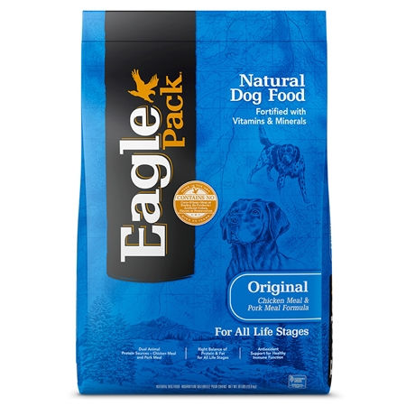 Picture of CANINE EAGLE PACK ADULT ORIGINAL Pork&Chicken - 30lbs