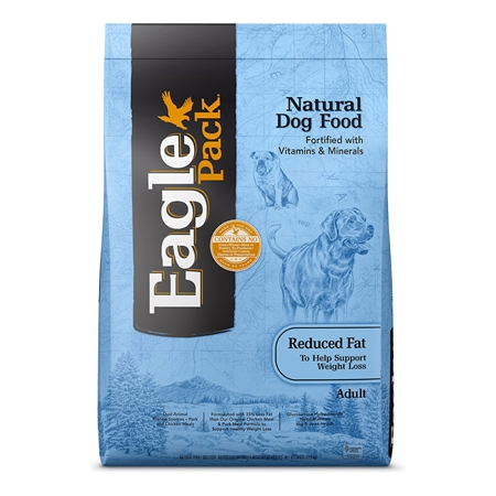 Picture of CANINE EAGLE PACK ADULT REDUCED FAT Chicken & Pork - 30lbs