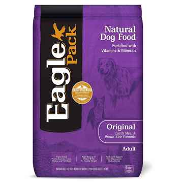 Picture of CANINE EAGLE PACK NATURAL  Lamb & Brown Rice - 30lbs