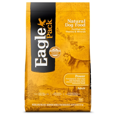 Picture of CANINE EAGLE PACK ADULT POWER Chicken & Pork - 40lbs