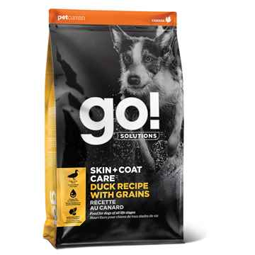 Picture of CANINE GO! SKIN & COAT CARE Duck Recipe - 11.3kg