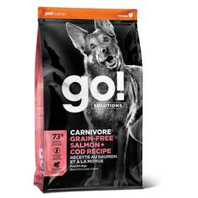 Picture of CANINE GO! CARNIVORE GF Salmon & Cod Formula Dry - 1.5kg