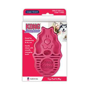 Picture of DOG ZOOM GROOM - Rasberry