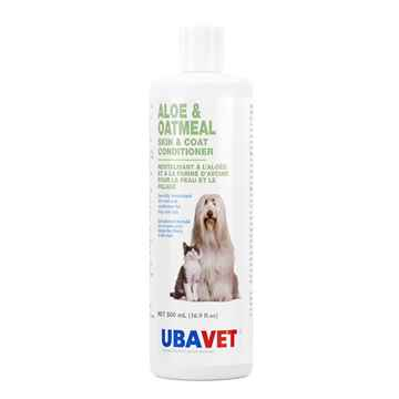 Picture of UBAVET ALOE & OATMEAL CONDITIONER - 500ml