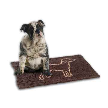 Picture of MAT CLEAN PAWS MICRO-FIBER MAT Brown - 35in x 24in