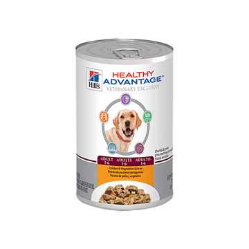 Picture of CANINE HILLS HEALTHY ADVANTAGE ADULT ENTREE - 12 x 12.8oz cans