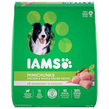 Picture of CANINE IAMS PROACTIVE HEALTH ADULT Mini Chunks - 30lbs