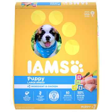 Picture of CANINE IAMS PROACTIVE HEALTH PUPPY LARGE BREED - 30.6lbs