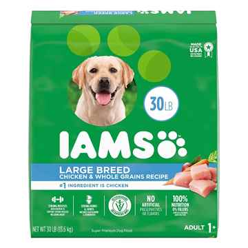 Picture of CANINE IAMS PROACTIVE HEALTH ADULT  LRG BREED - 30lbs