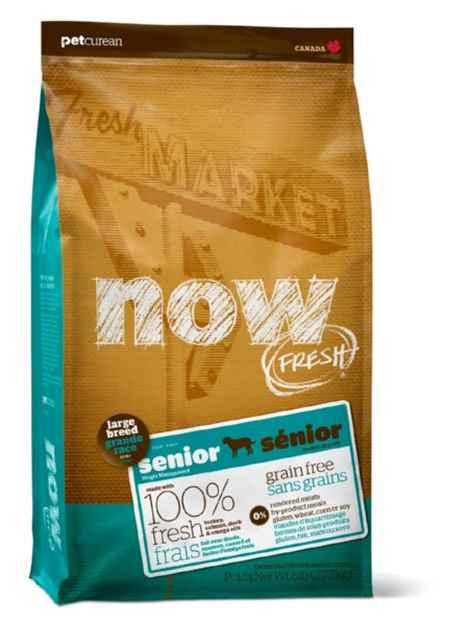 Picture of CANINE NOW LARGE BREED SENIOR Grain Free Formula - 11.3kg(tp)