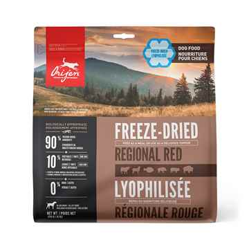 Picture of CANINE ORIJEN FREEZE DRIED DOG FOOD Regional Red Formula - 6oz
