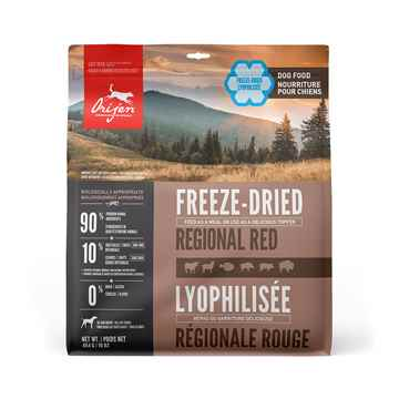Picture of CANINE ORIJEN FREEZE DRIED DOG FOOD Regional Red Formula - 16oz