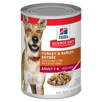 Picture of CANINE SCI DIET ADULT TURKEY - 12 x 370gm cans(tu)