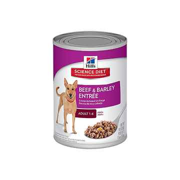 Picture of CANINE SCI DIET ADULT MAIN BEEF - 12 x 370gm cans