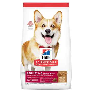 Picture of CANINE SCI DIET ADULT SMALL BITE LAMB & RICE - 15.5lbs