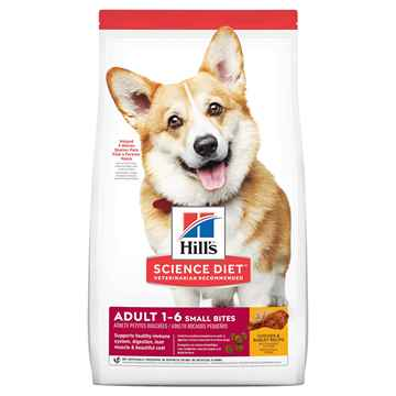 Picture of CANINE SCI DIET ADULT ADVANCED FITNESS SMALL BITES - 5lb