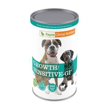 Picture of CANINE RAYNE GROWTH/SENSITIVE GI  - 12 x 400gm