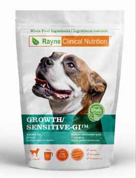 Picture of CANINE RAYNE GROWTH/ SENSITIVE GI - 12kg