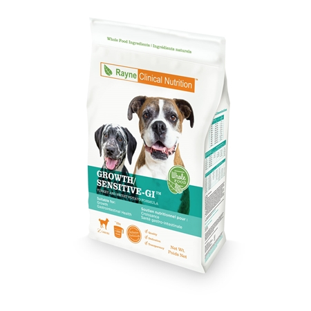 Picture of CANINE RAYNE GROWTH/SENSITIVE GI - 3kg