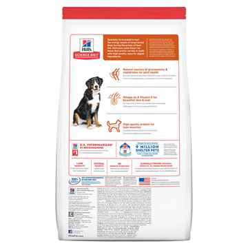 Picture of CANINE SCI DIET ADULT LARGE BREED LAMB & RICE - 33lb
