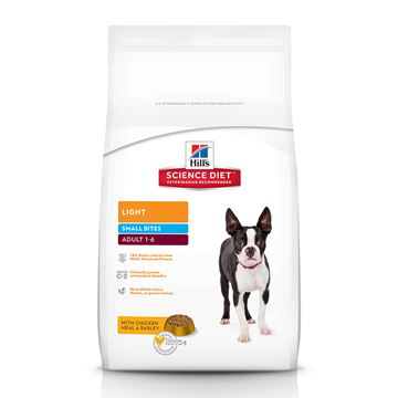 Picture of CANINE SCI DIET LIGHT SMALL BITES - 5lb
