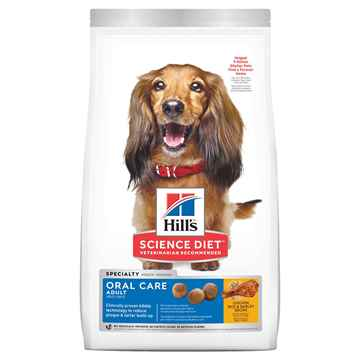 Picture of CANINE SCI DIET ORAL CARE - 4lb