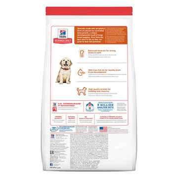 Picture of CANINE SCI DIET PUPPY LARGE BREED - 30lbs