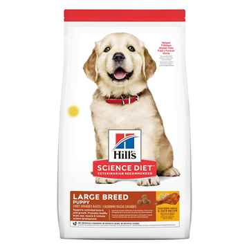Picture of CANINE SCI DIET PUPPY LARGE BREED - 15.5lbs