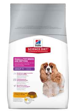 Picture of CANINE SCI DIET SENIOR SMALL & TOY BREED AGE DEFYING - 4.5lb