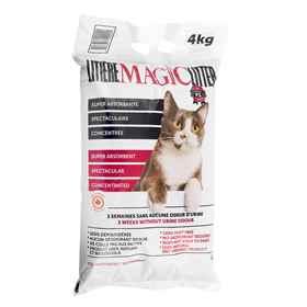 Picture of CAT LITTER MAGIC LITTER SUPER ABSORBENT - 4kg