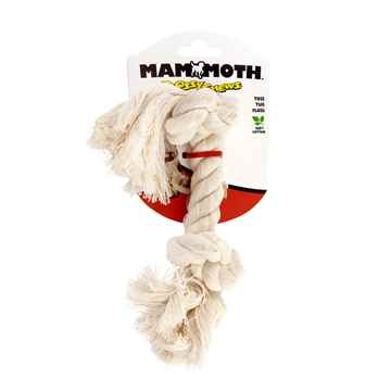 Picture of CHEW ROPE FLOSS DOG White - Small