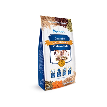Picture of GUINEA PIG GOURMET FOOD Hagen(60639) - 2.27kg