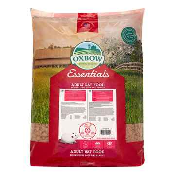 Picture of OXBOW ADULT RAT FOOD - 20lb