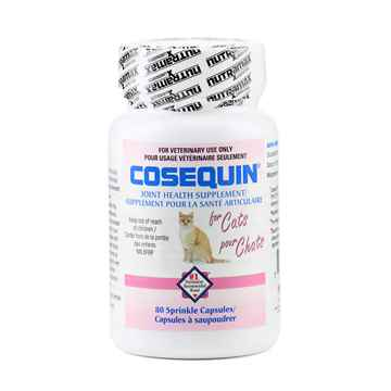 Picture of COSEQUIN SPRINKLE CAPS FOR CATS - 80s