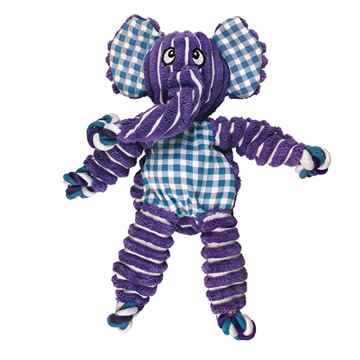 Picture of TOY DOG KONG FLOPPY KNOTS  Small/Medium - Elephant
