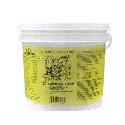 Picture of AGRI-MELC LAMB 23-23-30 YELLOW MILK REPLACER - 2kg