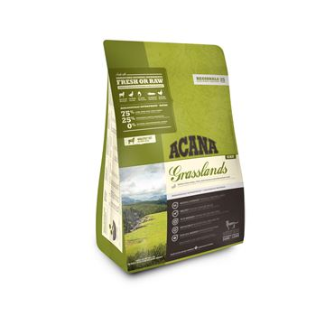 Picture of FELINE ACANA GRASSLANDS GRAINFREE ADULT TRIAL SIZE - 340g